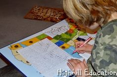 Learning Geography with State Quarters