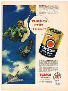 Havoline/Texaco, 1951