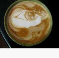 Kahve Falında Göz