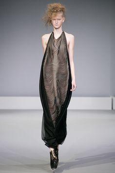 'synesthesia' - iris van herpen - haute couture 2010 - london