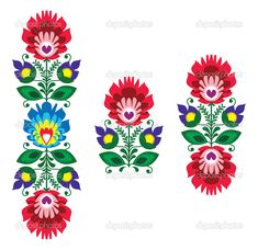 mexican folk patterns - Buscar con Google