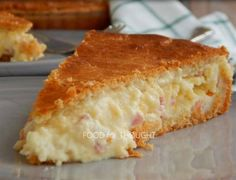 Easy and very tasty! Snack Recipes, Dessert Recipes, Cooking Recipes, Greek Pastries, Good Food, Yummy Food, Savoury Baking, Think Food, Baking And Pastry