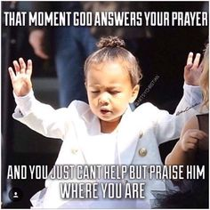 God surely answers prayers at all times. Keep praying for your own miracles to happen – Cumedy Hut – and as best Stress Killer. Funny Christian Memes, Christian Humor, Christian Life, Bible Verses Quotes, Jesus Quotes, Faith Quotes, Scriptures, Humor Videos, Answered Prayers