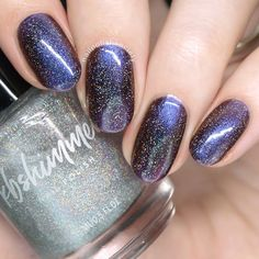 KBShimmer Launch Party Collection >> Nail Polish Society
