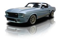 1967 Ford Mustang Flashback Supercharged 5.4 Liter V8