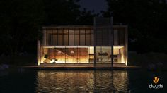 """Check out my @Behance project: """"The Floating Home, Residential Design"""" https://www.behance.net/gallery/50311435/The-Floating-Home-Residential-Design"""