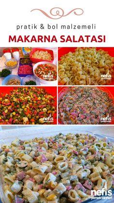 Makarna Salatası Nasıl Yapılır? 10.122 kişinin defterindeki Makarna Salatası'ın resimli anlatımı ve deneyenlerin fotoğrafları burada. Yazar: Canan Gunduz