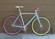 Sky Blue | Mission Bicycle Company
