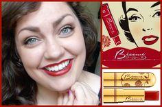 Bésame Classic Color Lipstick: First Impression + Review!