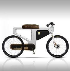 Electric Bicycle by 220+design