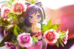 Tsukiko-Nyaan nyan x3 ~ I was so sick yesterday but now I'm feeling a lot better! (•̀ᴗ•́)و That's why I decided to open this cutie and oh gosh she's so adorable (>ω<〃)~✨ الكيوتة تسوكيكو ، أخيرًا فتحتها وماقدرت أقاوم ما أصورها (>ω<〃)~ . . #RJdolls #Rjhobby #nendoroid #nendoworld #ねんどろいど  #animefigure #BishoujoHeaven #hobby #toyphotography #toycrewbuddies #toygraphyid #figurehobby #photography #toyrevolution #Goodsmilecompany #toptoyphotos #Cute #ToyPhotographyisLOVE #تصوير #عرب #مجسمات #...