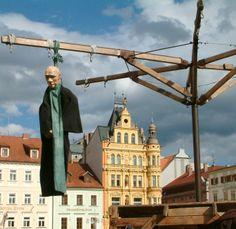 Bryan Bennion - Ceske Budejovice near Prague