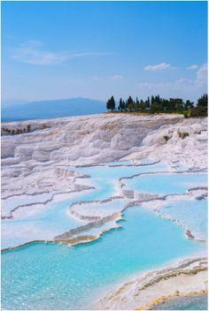 Fethiye Hisaronu Oludeniz to Pamukkale and Hierapolis day trip Pamukkale, Places To Travel, Places To See, Beautiful World, Beautiful Places, Turkey Destinations, Turkey Travel, World Heritage Sites, Solo Travel