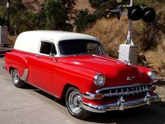 1954 Chevy Sedan Delivery ★。☆。JpM ENTERTAINMENT ☆。★。