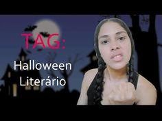 TRACINHAS: TAG - Halloween Literário, por Juliana Arruda