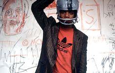 Jean-Michel Basquiat #adidas