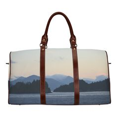 Soon it will be Morning Waterproof Travel Bag/Small (Model Large Bags, Small Bags, Travel Bags, Gym Bag, Rainbow, Tote Bag, My Style, Model, Stuff To Buy