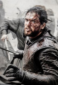 Jon Snow / The White Wolf / Game of Thrones Winter Is Here, Winter Is Coming, Movies And Series, Tv Series, Kit Harington, Best Tv Shows, Favorite Tv Shows, Jon Schnee, Game Of Thrones 6