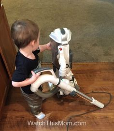 Housework in a House Full of Boys