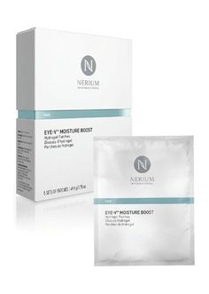 STYLECASTER | Mother's Day Gifts for Millennial Moms | Nerium Eye-V™ Moisture Boost Hydrogel Patches