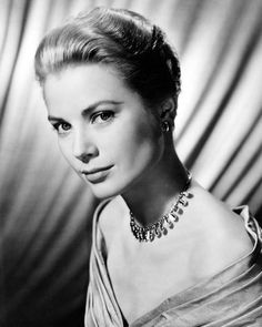 Grace Kelly | Grace Kelly is a photograph by Silver Screen which was uploaded on ...