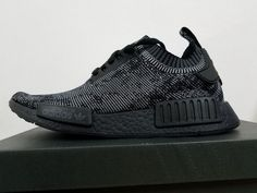 f29d81ff2 Adidas NMD Friends and Family Pitch Black S80489
