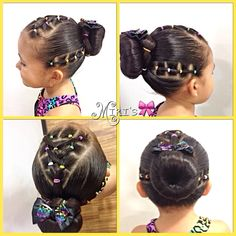 Hair for little girls