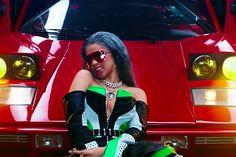 One Video: Motorsport by Migos, Nicki Minaj, Cardi B - Cardi B - Dessert Cardi B Music, Nicki Minaj Fashion, Cardi B Photos, Bodak Yellow, Stage Outfits, Celebs, Celebrities, Girls Generation, Stylish Outfits