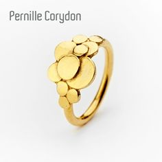 """""""Pernille Corydon"""" I would love this if it was lily pads..."""