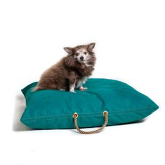 Found My Animal Dog Bed- (get the one in Grey Linen)