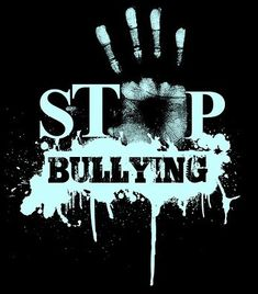 What makes people think they can do this stuff? People don't get that words hurt! And some people aren't strong enough to take it! STOP BULLYING Stop Bullying Now, Anti Bullying, Stop Bullying Quotes, Bullying Facts, Cyber Bullying, Stop Bulling, Bullying Posters, George St Pierre, Wooly Bully