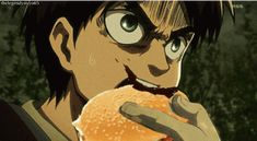 attack on burgers