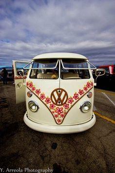 volkswagen classic cars inc Volkswagen Transporter, Volkswagen Bus, Vw Camper, Vw Caravan, Vw T1, Campers, Combi Hippie, Van Hippie, Hippie Car