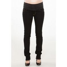 Maternal America Belly Support Maternity Jeans for $96.00. Good for anything casual or dress it up with a cute top!