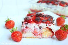 Rezepte mit Herz   ♥: Erdbeer Tiramisu ♡