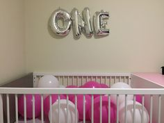 1st birthday picture idea . I got from Pinterest.