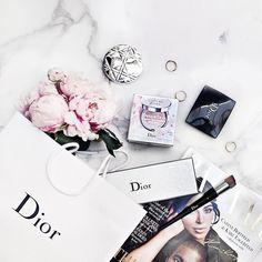 I spy a new makeup  #newin #dior dream skin cushion foundation  can't wait…