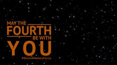 MAY THE FOURTH BE WITH YOU! Star Wars inspired metal projects from Online Metals Enthusiasts. #OnlineMetalsForce #StarWars #Cosplay #OnlineMetals