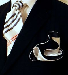 Sharp - Necktie Pocket■