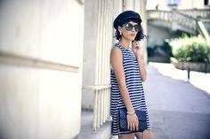 Le dressing de Leeloo: Petit matelot