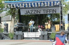 Jazz Festival Tiffin Ohio, Jazz Festival, Broadway Shows, City, Cities