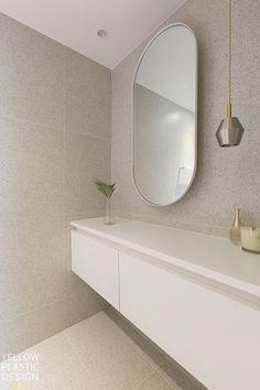 분당 샛별마을 우방 31평 아파트 인테리어_분당에서 스톡홀름 느끼기 : 네이버 블로그 Toilet Design, Bathroom Interior, Powder Room, Decoration, Interior Design, Mirror, House, Furniture, Home Decor