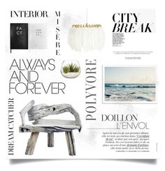 """MÚSEE"" by ironono ❤ liked on Polyvore featuring interior, interiors, interior design, home, home decor, interior decorating, Sloane Stationery, Mineheart, Home and interiordesign"