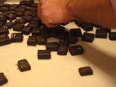Theo Chocolate, Seattle, Washington, United States