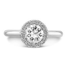 Dafina Tall Ultra Brilliant (Diamond with Pink Sapphires) on dafinajewelry.com #engagementrings #rings