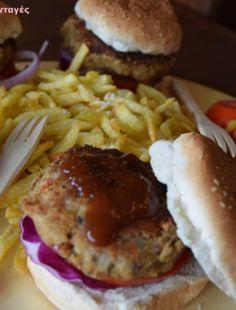 Παγωτό με γεύση τσουρέκι - Miss Healthy Living Deli, Hamburger, Healthy Living, Vegan Recipes, Yummy Food, Ethnic Recipes, Lenten Season, Biscuits, Delicious Food