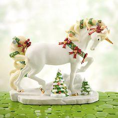 Yuletide Splendor, The 2011 Christmas Unicorn