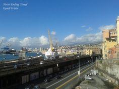 Never Ending Travel, Genova foto by Kamil Wiatr