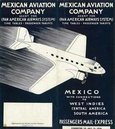 Mexicana - CMA - Compania Mexicana de Aviacion