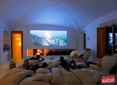 Now this is how you do a home theater!